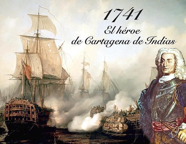 Blas De Lezo El Almirante Español Cojo Manco Y Tuerto Que Venció A Inglaterra