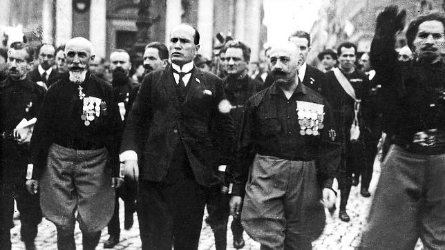 La marcha violenta sobre Roma que trajo el fascismo a Europa