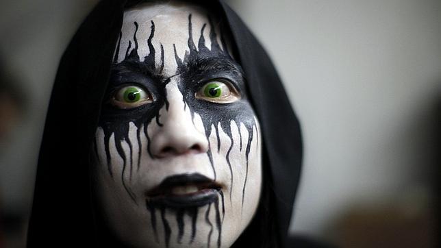 De Comprar Riesgos Para Los Fuera Contacto Halloween Lentes La xCoerBWd