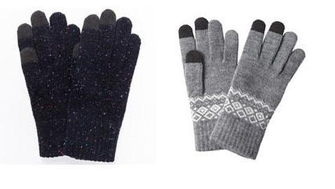 caedd518354 Objeto de deseo: guantes que permiten utilizar la pantalla táctil de tu  móvil