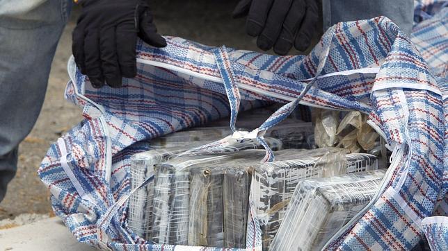 La Policía se hace con más de 32.000 kilogramos de droga en 2012