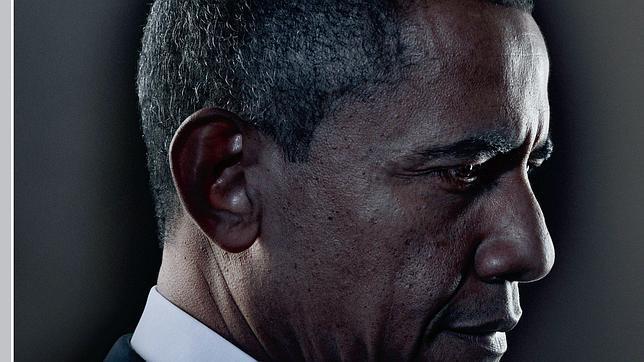 Obama, «Persona del Año 2012» para la revista Time