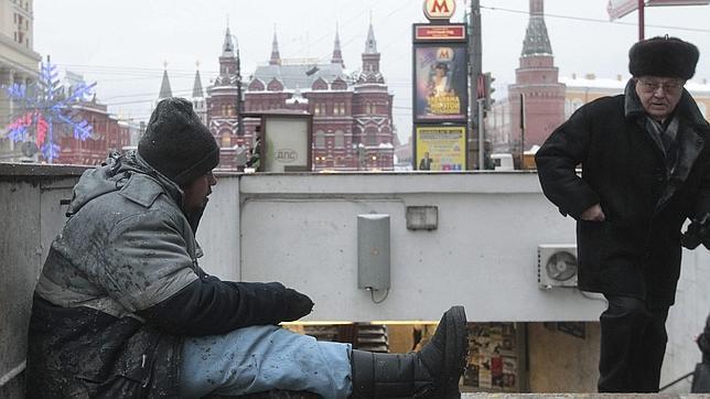 Moscú teme un «infierno» a causa del alcohol en las fiestas de Año Nuevo