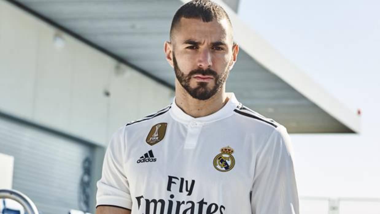 4195ebc049 La nueva camiseta del Real Madrid 2018-2019 ya está disponible