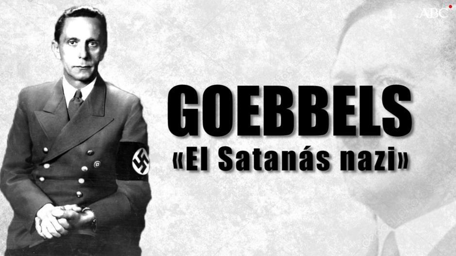 Joseph Goebbels, el ministro de Hitler que sufrió bullying