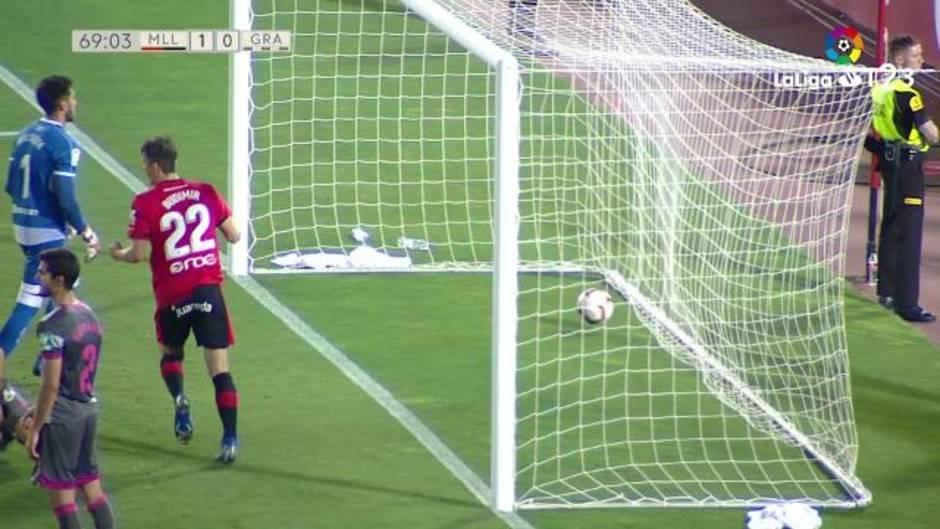LaLiga123 (J41): Resumen y goles del Mallorca 1-1 Granada