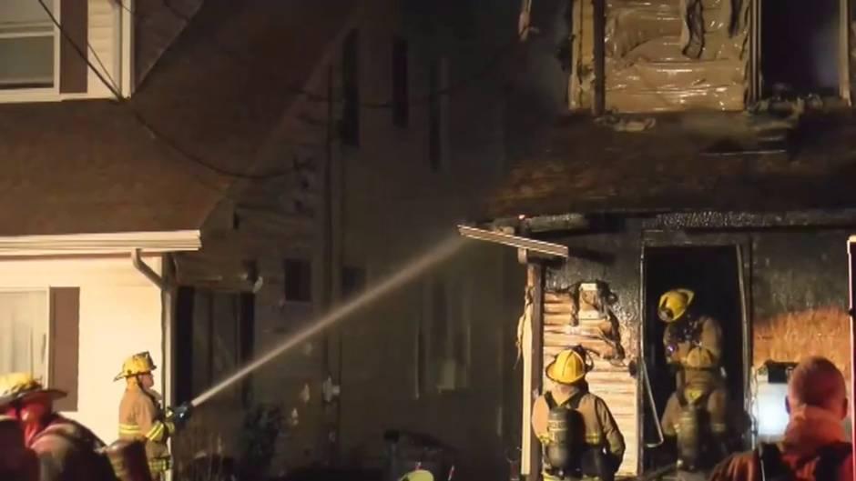 Resultado de imagen para Cinco niños murieron por incendio en una guardería de EE UU