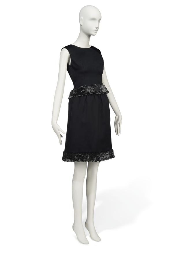 Vestido Givenchy, 1963
