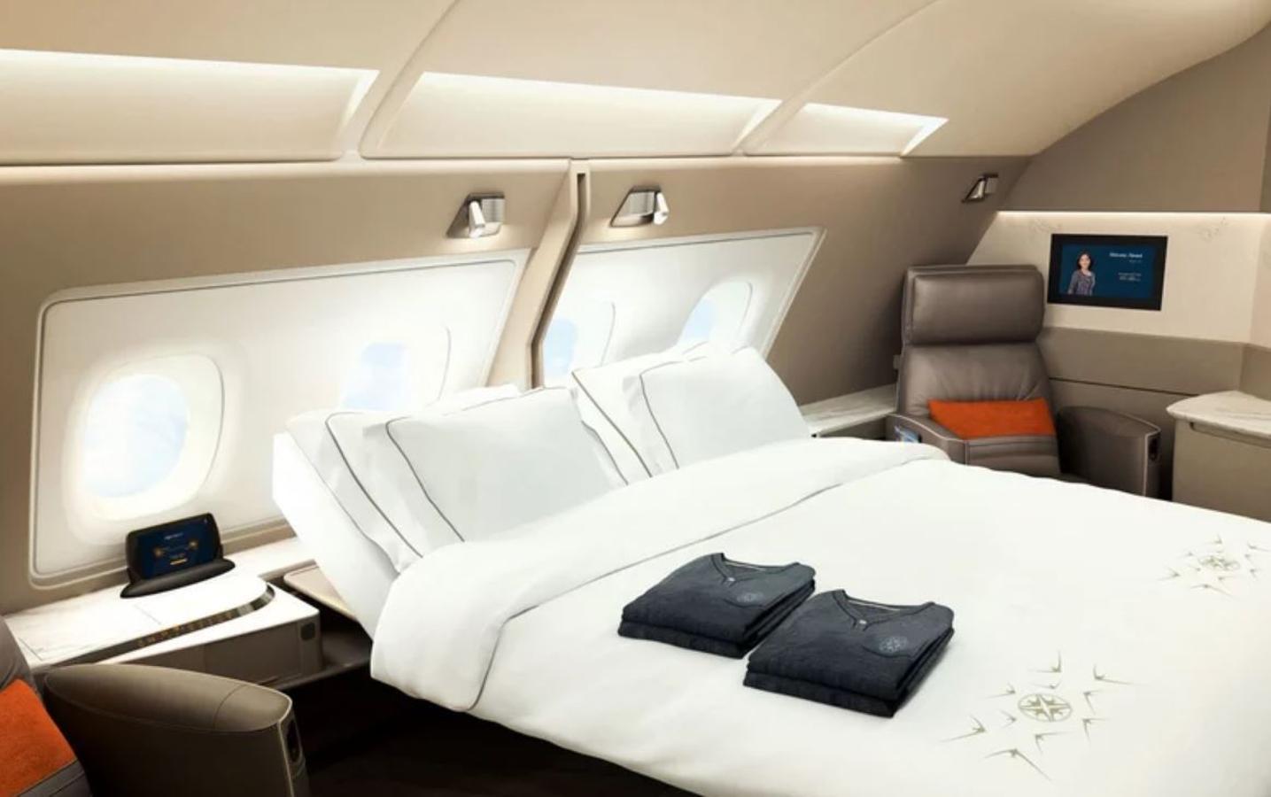 Suite, Singapore Airlines