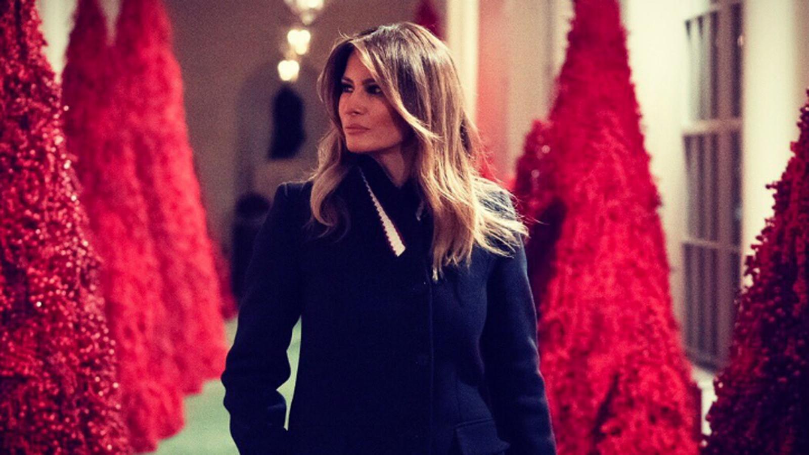 Ideas Para Una Decoración De Navidad Como En La Casa Blanca