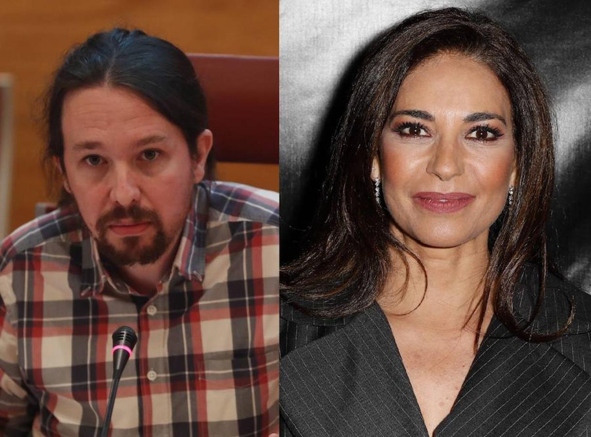 Pablo Iglesias sobre Mariló Montero: «La azotaría hasta que sangrara»