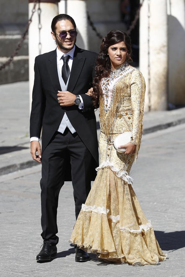Canelita y su pareja