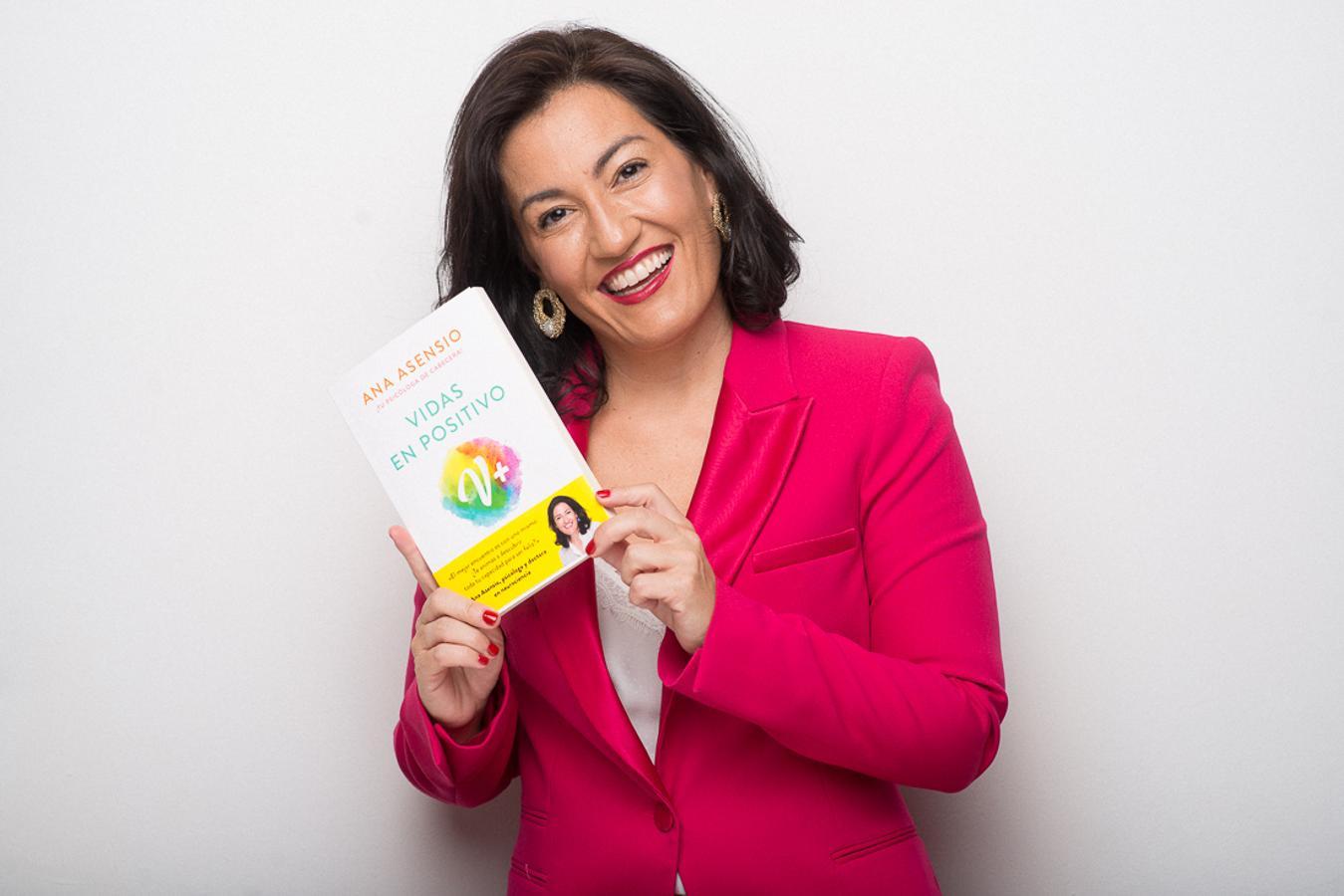 Ana Asensio, para cultivar una vida en positivo