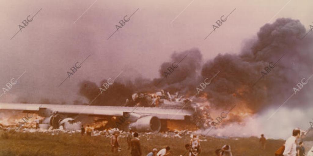 El día más triste en la historia de Tenerife - Archivo ABC
