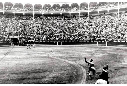 Curro Romero hacia 1970