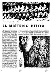 Amplio reportaje sobre Troya y los hititas