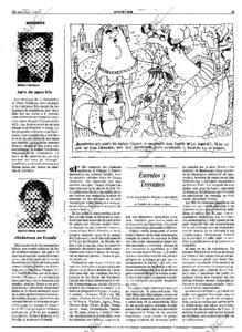 Artículo de Fernando Iwasaki sobre Schliemann en 2001