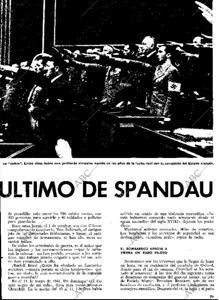 Visita de ABC a Spandau, en 1966