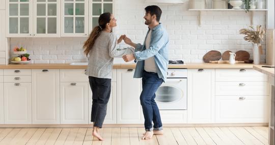 Recupera momentos divertidos en pareja