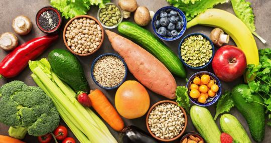 Alimentos que frenan el envejecimiento: qué son los antioxidantes y por qué  son ahora vitales