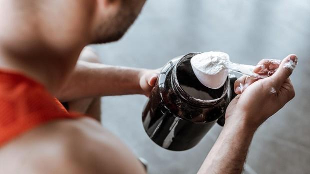 Creatina para cómo recuperarse de una lesión muscular