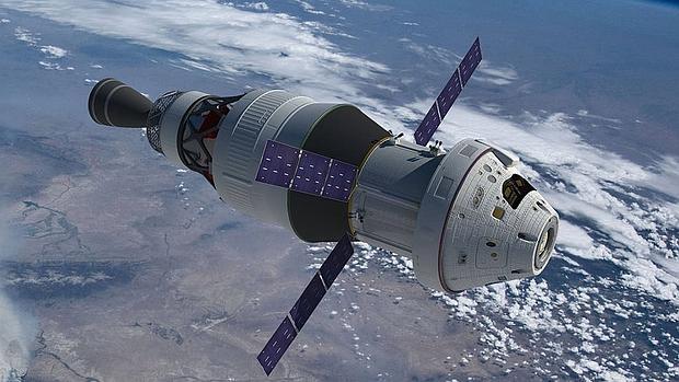 La NASA probará la nave para llegar a Marte en 2018 con un viaje ...