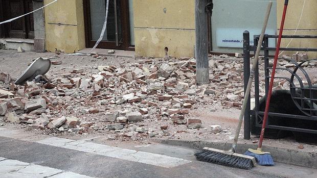 Melilla ha padecido esta noche un movimiento sísmico de 6,2 grados de magnitud