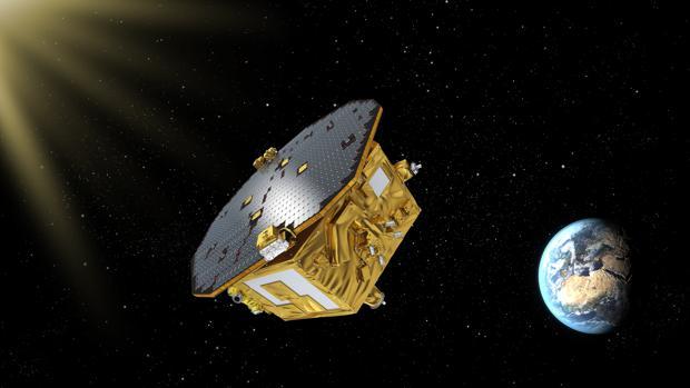 Recreación de la misión LISA Pathfinder