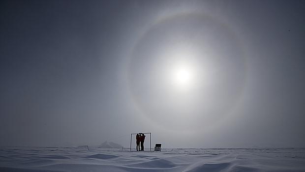 El agujero de ozono antártico causa cambios significativos en el clima