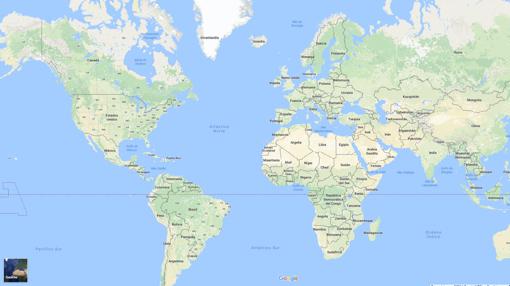 Todos Los Mapas Mienten