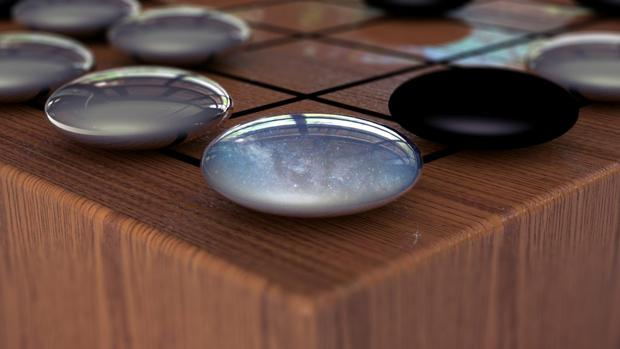 Hay más configuraciones en el juego del Go que la cantidad de átomos en el universo conocido