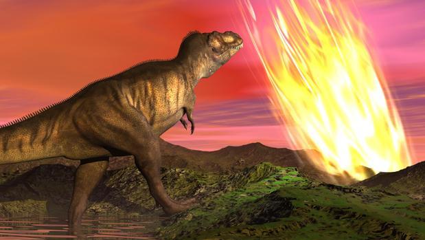 El Meteorito Que Mato A Los Dinosaurios Convirtio La Roca En Liquido Un meteorito acabó con los dinosaurios hace 66 millones de años. el meteorito que mato a los dinosaurios
