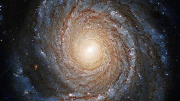 La galaxia NGC 3147, vista por el Telescopio Espacial Hubble