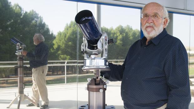 Michel Mayor, Nobel de Física 2019: «Creo que la vida es común en el Universo»