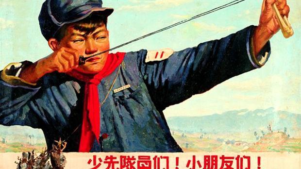 La solución de China a las cuatro plagas que acabó en catástrofe inesperada