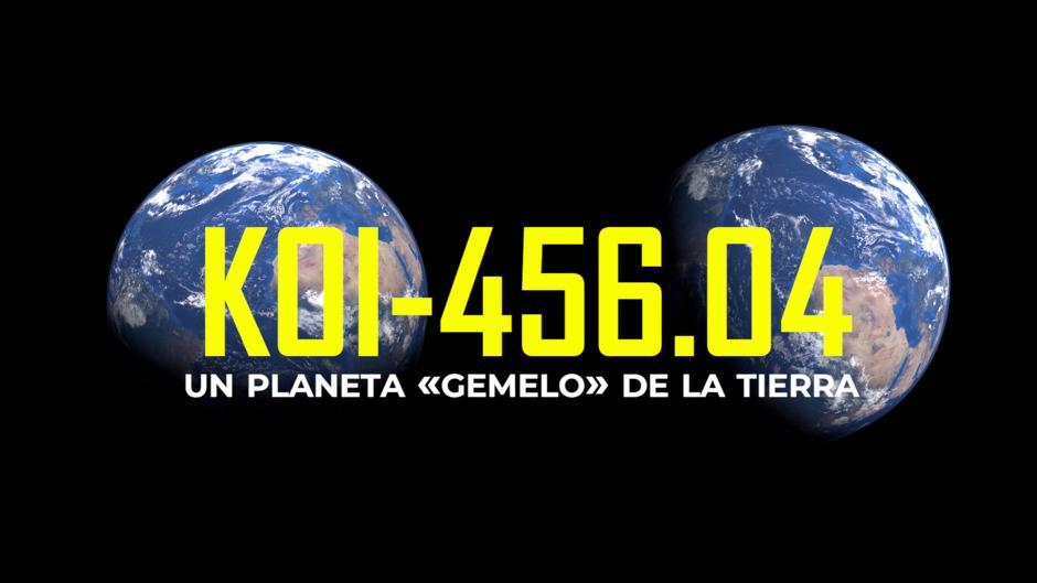 KOI-456.04, un planeta «gemelo» de la Tierra