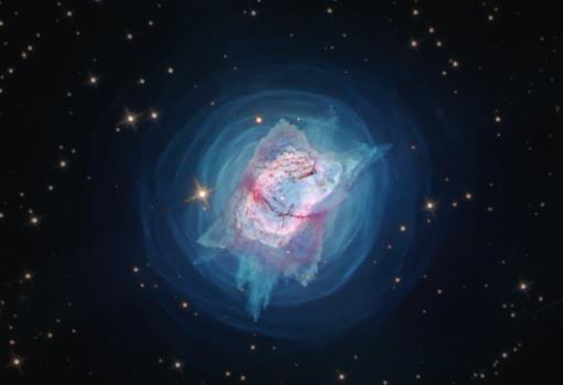 Nebulosa insecto joya