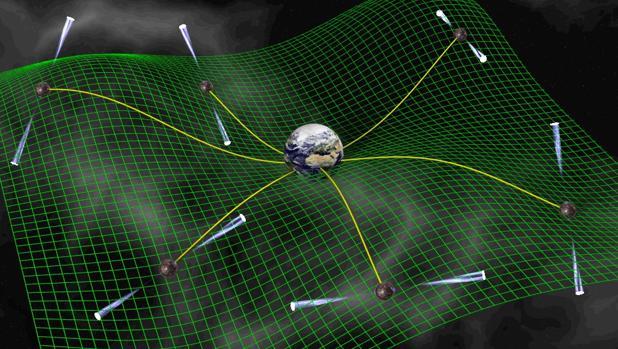 Han situado el centro de gravedad con una precisión de 100 metros gracias a púlsares, estrellas de neutrones que emiten destellos con una periodicidad muy precisa