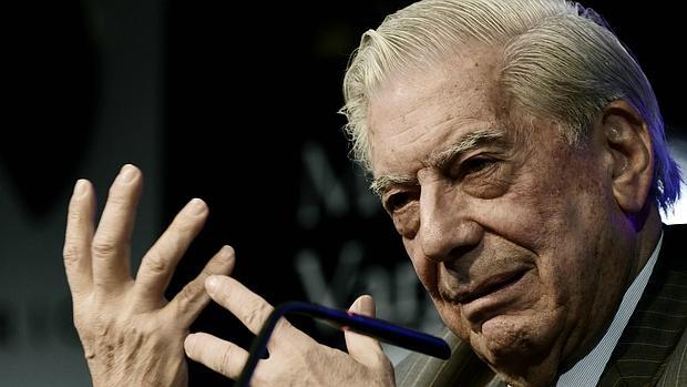 El escritor, premio Nobel de Literatura, Mario Vargas Llosa