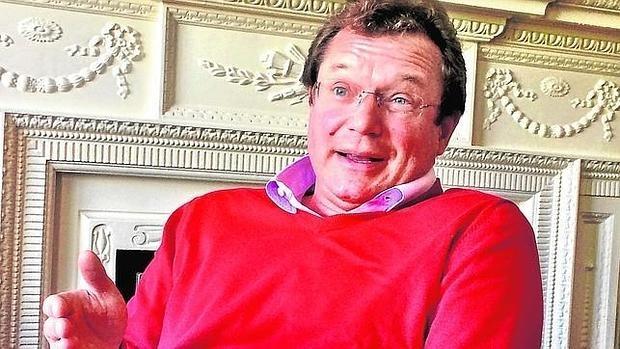 Robert Goodwin: «Los españoles son muy buena gente y de profunda formación educativa»