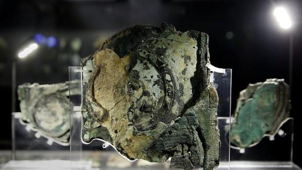 El mecanismo de Anticitera