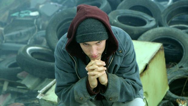 Eminem, uno de los artistas que vieron cómo sus lanzamientos discográficos circulaban por internet antes de llegar a las tiendas