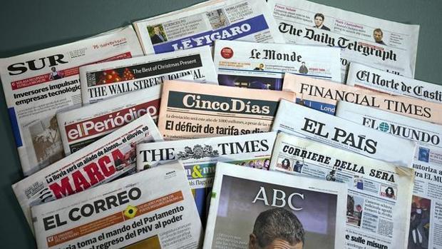 El Gobierno bajará del 21% al 4% el IVA de la prensa y libros ...
