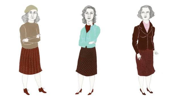 Carmen Martín Gaite, Ana María Matute y Carmen Laforet