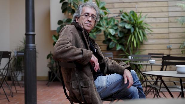 El escritor y crítico literario David Roas