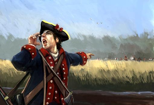 «¡A las armas!», gritó un hombre ante el feroz ataque a San Luis