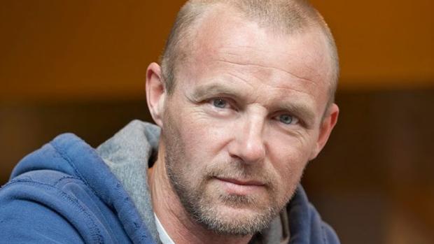El escritor noruego Jo Nesbo