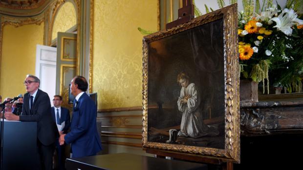 El cuadro de los hermanos Le Nain subastado por 3,6 millones de euros