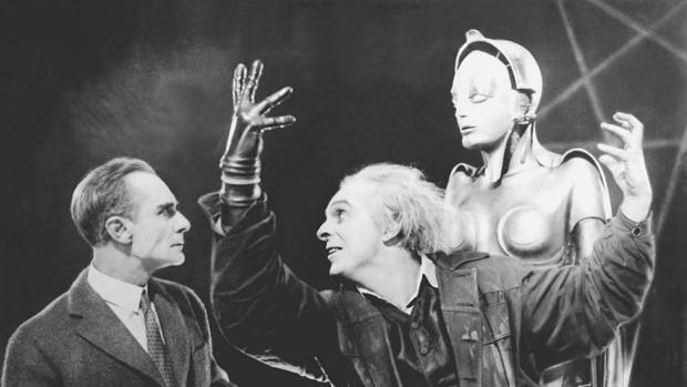 Una escena de «Metrópolis», de Fritz Lang