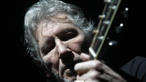 Foto de arhivo de Roger Waters en un concierto en Madrid